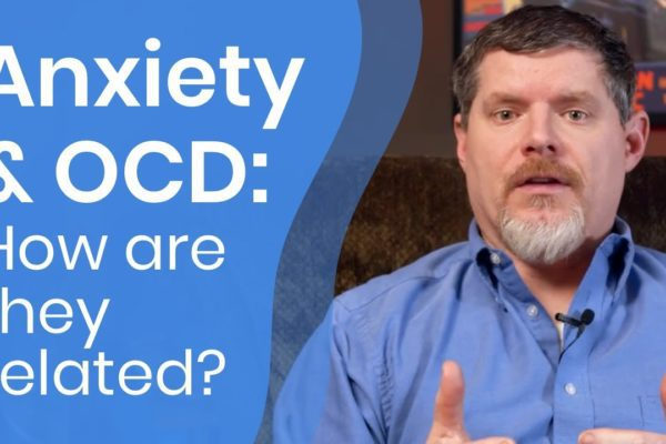 OCd and anxiety