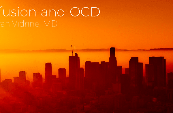 Defusion and OCD by Dr Ryan Vidrine