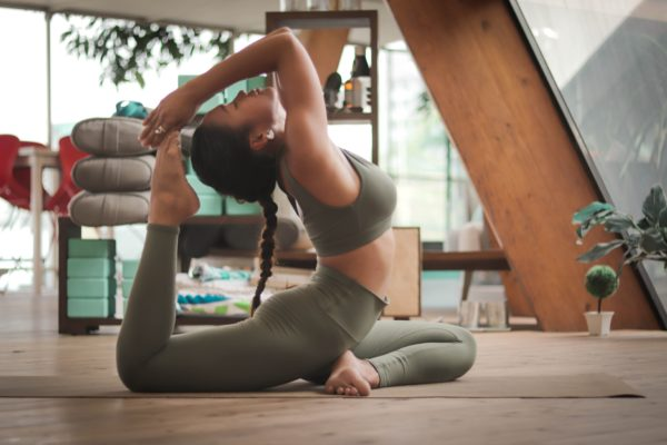 can yoga help with OCD?